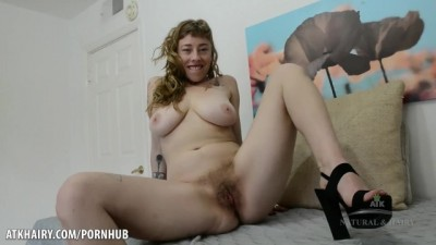 You Know you Love Vestacia Jon-quil's hairy Pussy